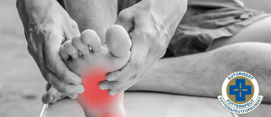 Fotterapi – ta vare på føttene dine!